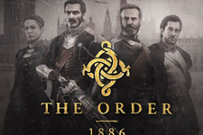 PS4『The Order: 1886』 PS Storeで予約受付開始、早期購入特典にコスチュームや武器ほか 画像