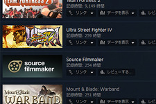 Game*Sparkリサーチ『あなたのSteamゲーム プレイ時間 TOP3』結果発表 画像
