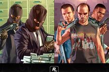 PC版『GTA V』が4月に発売延期、オンライン「Heists」モードは3月10日に【UPDATE】 画像