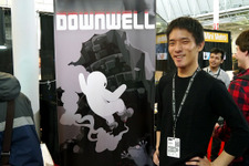 PAX East会場で『Downwell』をプレイ!―若き日本人開発者の野心作 画像