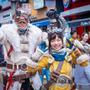 『モンスターハンターワールド:アイスボーン』狩猟解禁!渋谷に現れた受付嬢の笑顔にさっそく狩られた【写真38枚】