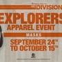 『ディビジョン2』第4回衣料品イベント「探検家」が開催中!キャッシュシステムの変更も