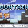 『マインクラフト』投票で決める次のバイオーム更新候補「山岳」の紹介映像公開―断崖絶壁、ヤギ、深い雪が特徴