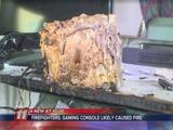 米国でキャンピングカー全焼、消防局はWii本体を発火原因に指摘 画像