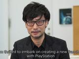 小島秀夫氏が「コジマプロダクション」を設立、ソニーと契約しPS4向け開発へ 画像