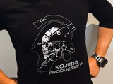 小島監督、新川氏デザインの新ロゴを解説「新たなる世界を目指す」―ロゴTシャツも紹介 画像