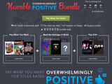 高評価ゲームのSteamキーが1ドルから! 『The Humble Overwhelmingly Positive Bundle』開始 画像