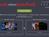 「Humble microJUMBO Bundle」開始、『Pony Island』無料配信も 画像