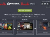 『Stellaris』や『Hearts of Iron III』収録の「Humble Paradox Bundle 2018」開始 画像