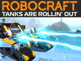 『Robocraft』大型アップデート「Tanks Are Rollin' Out!」実施、キャタピラや近接武器が登場 画像