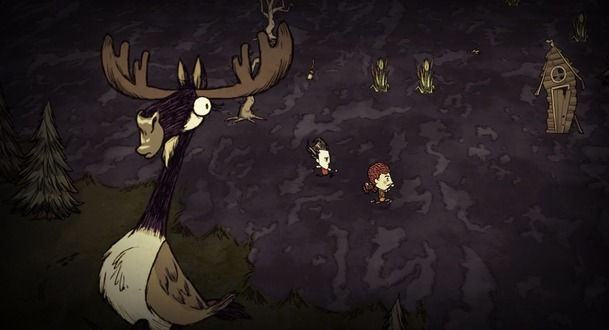 『Don't Starve Together』に「Reign of Giants」のコンテンツが無料追加