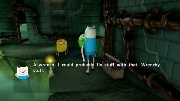 『Adventure Time: Finn and Jake Investigations』が発表―米人気アニメ題材の3D ADVゲーム