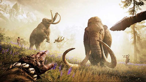 Ubisoftがシリーズ最新作『Far Cry Primal』発表、石器時代が舞台!【UPDATE】
