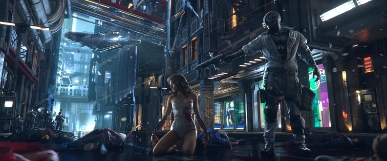 CDPR期待RPG『Cyberpunk 2077』に『The Witcher 3』コンポーザー参加