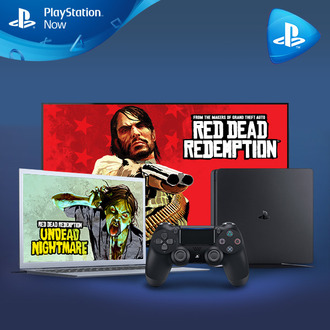 『Red Dead Redemption』が海外「PlayStation Now」にて登場決定