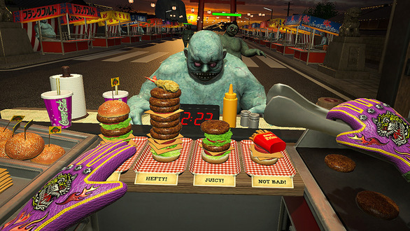 Q-GamesのVR新作『Dead Hungry』が12月6日配信決定!