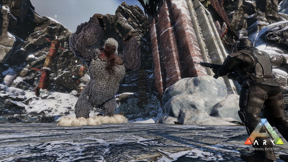 PC無料版『ARK:Survival Evolved Online』が日本含むアジア地域で配信決定