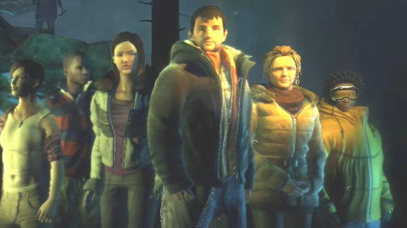 『Until Dawn』のPS3プロトタイプ映像出現―当初は一人称視点?