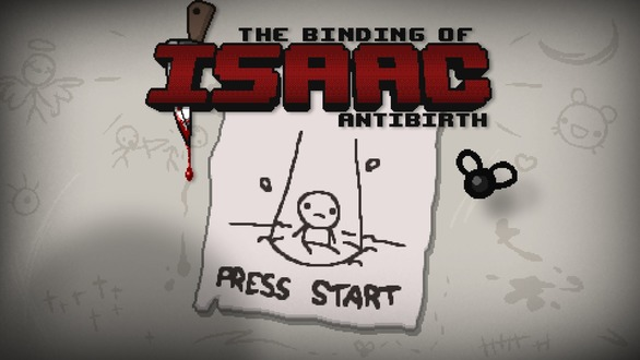 『The Binding of Isaac: Rebirth』大型Mod「Antibirth」がリリース!―制作期間2年の力作
