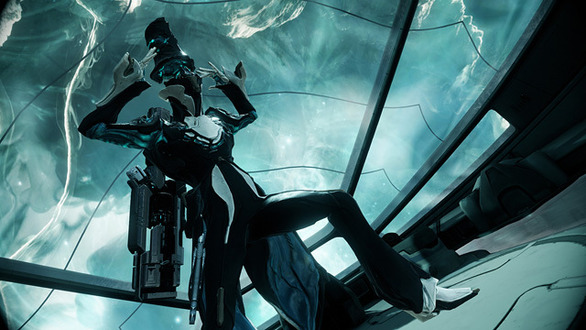 PS4/Xbox One『Warframe』に待望の大型アップデート15「Archwing」が配信開始!
