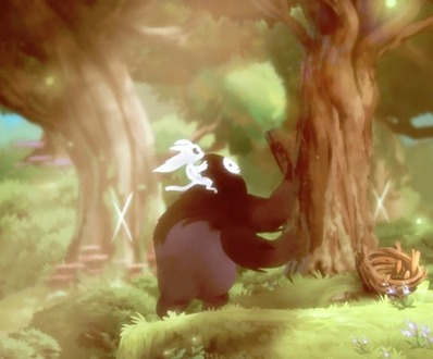 Xbox One/PC向け新作ADV『Ori and the Blind Forest』2015年初頭にリリース延期へ