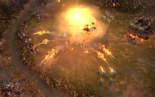 『Command & Conquer』元開発者の新作『Grey Goo』Steam配信日が決定
