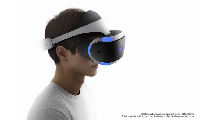 Project Morpheusの商品名称が「PlayStation VR」に決定!2016年上期発売