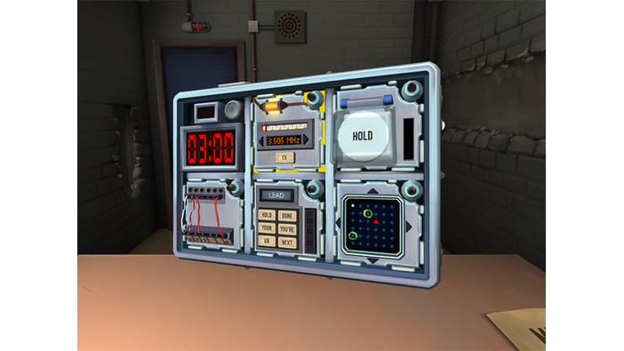 VR対応の協力型爆弾処理ゲーム『Keep Talking and Nobody Explodes』がSteam配信