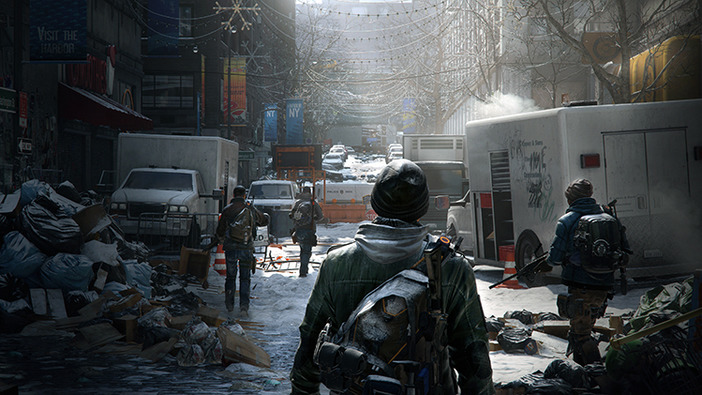 Ubisoftが『The Division』PC版の動作環境やいくつかの情報を公開