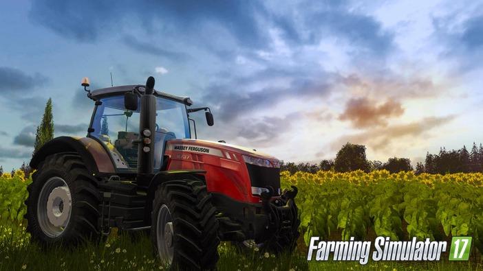 農業やろうぜ!最新作『Farming Simulator 17』発表―2016年末発売予定
