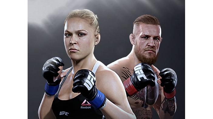 女子含め250名以上!『EA SPORTS UFC 2』選手リストが公開