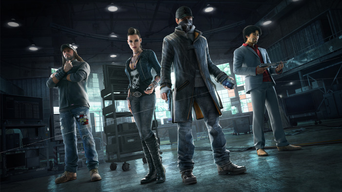 PS4/Xbox One版『Watch Dogs 2』が英GameStopに陳列―価格は44.97英ポンド