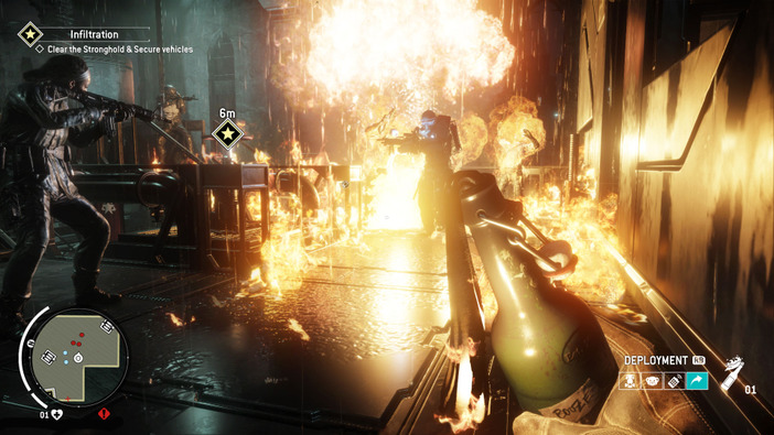 『Homefront: The Revolution』には『TimeSplitters 2』関連のおまけ要素が?