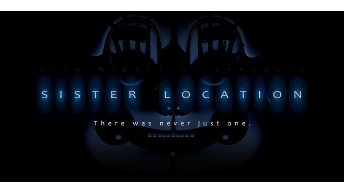 Scott Games、「SISTER LOCATION」なるティーザー画像公開―『Five Nights at Freddy's』の続編か