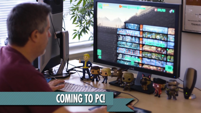 【E3 2016】PC版も発表!『Fallout Shelter』大型アップデートが7月実施