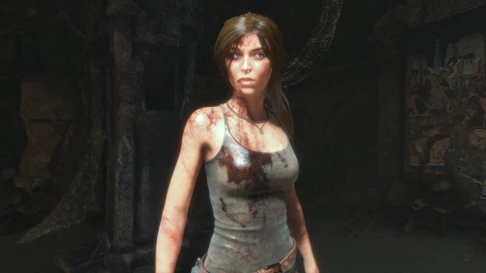 PS4 Pro対応版『Rise of the Tomb Raider: 20YC』4Kプレイ映像!
