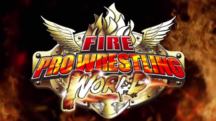 「ファイプロ」完全復活!PS4/Steam『FIRE PRO WRESTLING WORLD』発表【UPDATE】