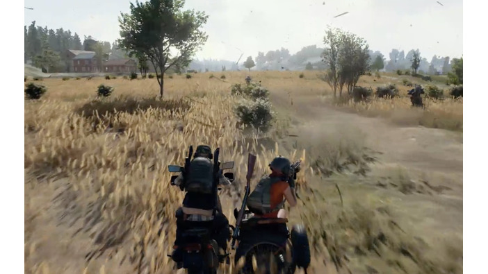 【E3 2017】Xbox One版『PLAYERUNKNOWN'S BATTLEGROUNDS』プレイ映像が初披露!