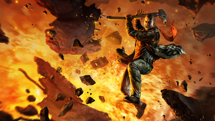 破壊ACTリマスター『Red Faction Guerrilla Re-Mars-tered Edition』発売!