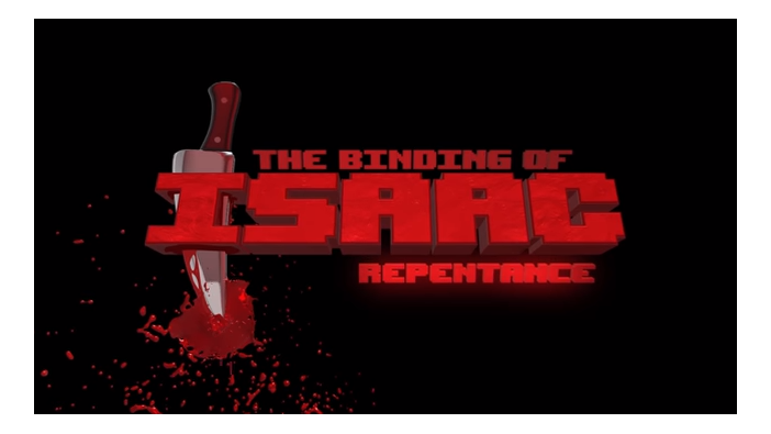 『The Binding of Isaac Repentance』発表!ティーザー映像が公開