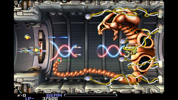 『R-Type Dimensions EX』11月28日発売決定!―『R-TYPE』『II』が3Dと2Dで楽しめる | Game*Spark - 国内・海外ゲーム情報サイト