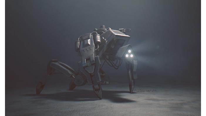 終末ロシアADV『35MM』開発者がサイバーパンク系新作『7Sector』発表―四足メカが登場するティーザーも | Game*Spark - 国内・海外ゲーム情報サイト