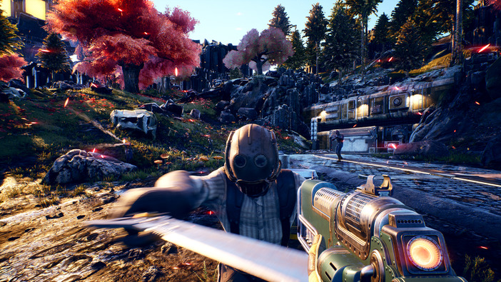 PS4版『The Outer Worlds』日本語字幕トレイラー!『Fallout: New Vegas』開発元の新作RPG
