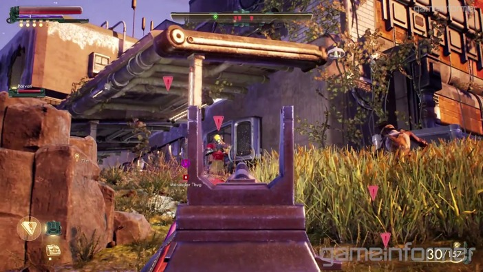 Obsidian新作『The Outer Worlds』戦闘に「VATS」風スローモーションシステムが搭載
