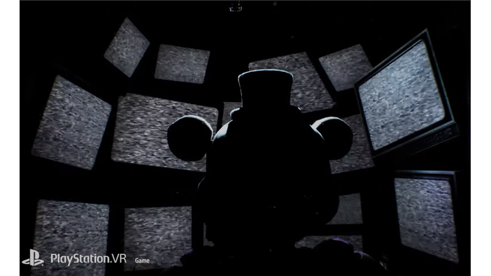 PS VR向け『Five Nights at Freddy's VR Help Wanted』発表!