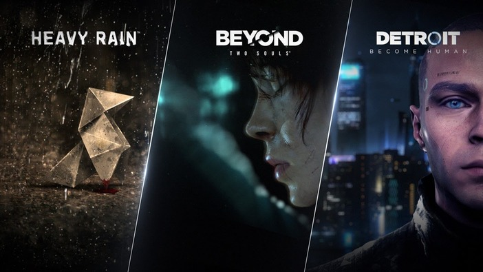 PC版『Heavy Rain』『Beyond: Two Souls』『Detroit』配信日決定! 無料デモの公開も予定【UPDATE】