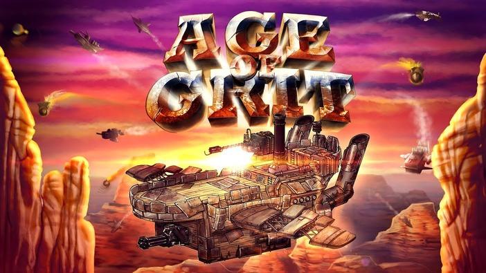 スチームパンクでワイルドウエストな戦術RPG『Age of Grit』早期アクセス開始日決定!