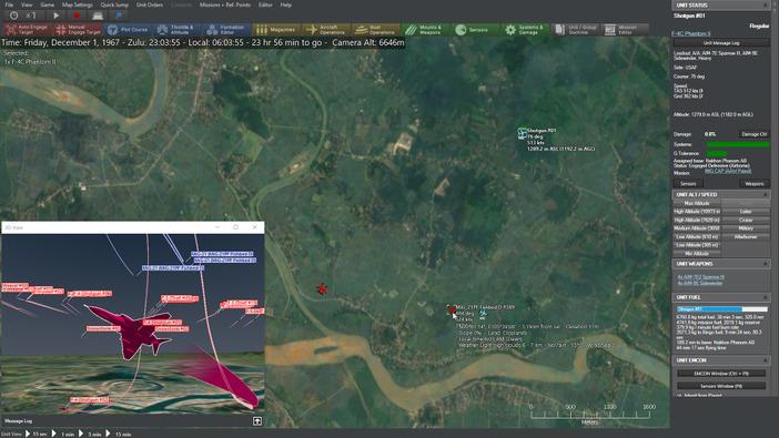 超ハードコア陸海空網羅戦略ストラテジー続編『Command: Modern Operations』発表
