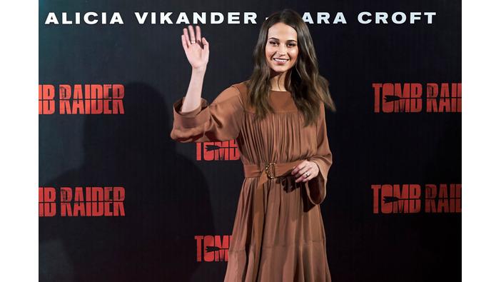 リブート版「トゥームレイダー」の最新作が海外で2021年3月公開―ララ役は引き続きアリシア・ヴィキャンデル