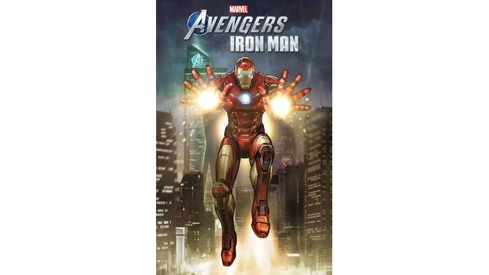 『Marvel's Avengers』前日譚がアメコミに!「MARVEL'S AVENGERS: IRON MAN」誌発表